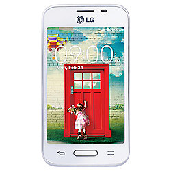 Tesco Mobile LG L40 White