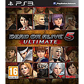 Dead Or Alive 5 Ultimate (PS3 )