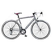 53cm Viking Girondelle 14 Speed 700c Wheel Ladies, Graphit Grey