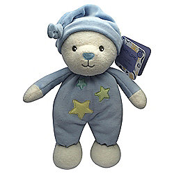 My First Bedtime Bear Blue