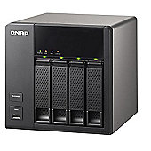 QNAP Systems QNAP TS-412 Turbo All-in-One NAS Server