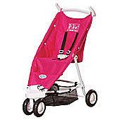 Baby Born Pink Light Jogger Dolls' Pram