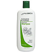 Solaray Camomile Luxurious Volumizing Shampoo