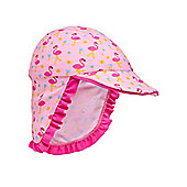 Pink Flamingo Keppi Sun Hat - Multi