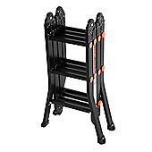 Trade 12Way 4x4 Professional Adjustable Ladder