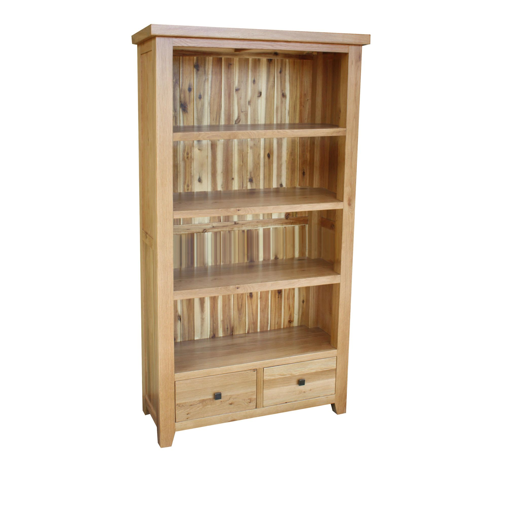 Thorndon Taunton Bookcase in Rustic at Tesco Direct