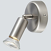 Home Essence Heat Nickel 50W Opal Spotlight
