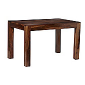 Indian Hub Cube Sheesham 180cm Dining Table
