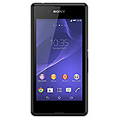 Sony Xperia™ E3 Black