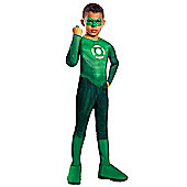 Rubies Fancy Dress Costume - Green Lantern - Hal Jordan - Child SMALL