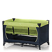 Hauck Dream n Play Travel Cot (Moonlight/Kiwi)