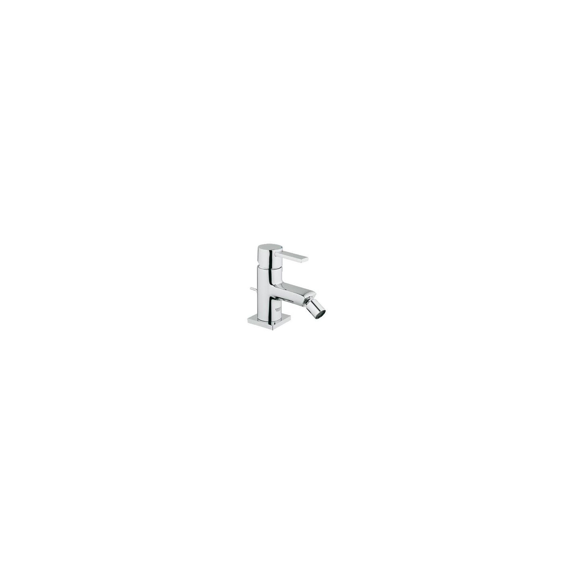 Grohe Allure Long 3-Hole Basin Mixer Tap, Cross Handles, Wall Mounted, Chrome at Tesco Direct
