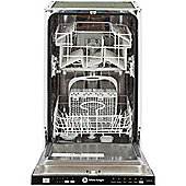 White Knight DW0945IA Slimline Dishwasher, A+ Energy Rating, Multi