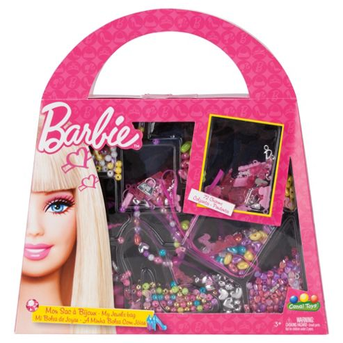 Barbie My Jewels Bead Bag