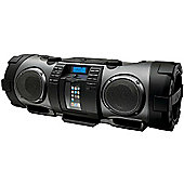 JVC RV-BN70 Powered Woofer CD System (Black)