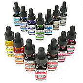 Dr. Ph. Martin's Radiant Concentrated Watercolours - Set A