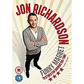 Jon Richardson - Funny Magnet (DVD)