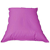 ValuFurniture Large Slab Purple Bean Bag