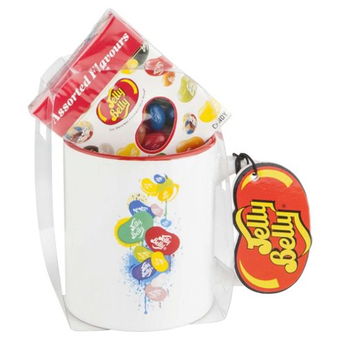 Jelly Belly Mug & Jelly Belly Beans