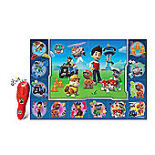Paw Patrol The Giant Electronic Floor Game - Chase and Friends