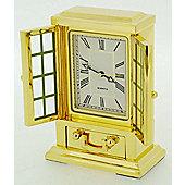 Imperial Clocks French Dresser Clock - Gold