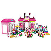 Mega Bloks Barbie Pony Stable