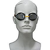 Speedo Merit Mirror Swimming Goggles - Black