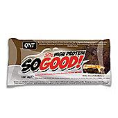 QNT Oh So Good Milk Chocolate Protein Bars x 15
