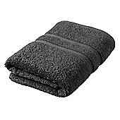 Tesco Towel - Black