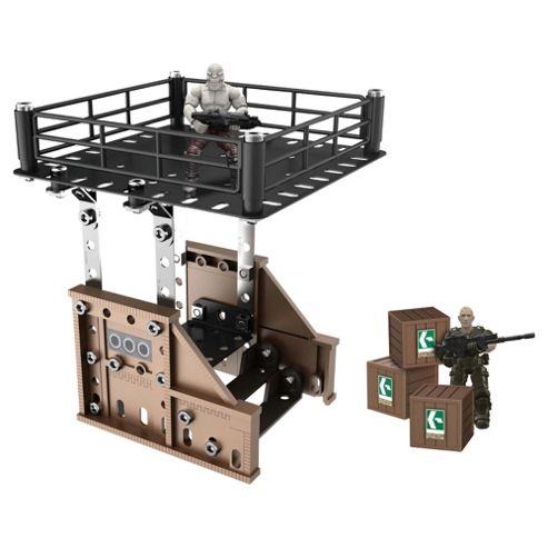 Meccano Gears of War HalvoBay Pursuit