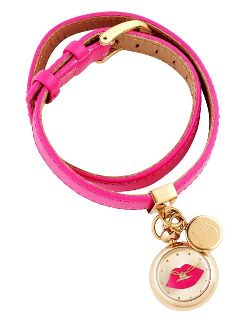 Lulu Guinness Irresistible Ladies Charms Watch - LG20012S04X