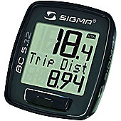 Sigma Sport BC5.12 Wired Computer. 5 Functions