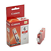 Canon BCI-6 Ink Tank For PIXMA iP8500/Bubble Jet i990/i9950 Printers - Red