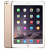 Apple iPad Air 2, 64GB, WiFi & 4G LTE (Cellular) - Gold