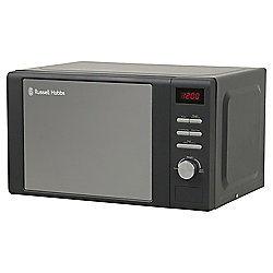 Russell Hobbs RHM2064G Solo Microwave, 20L - Grey