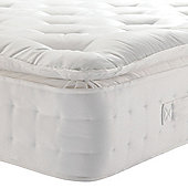 Relyon Pocket 1000 Pillowtop Mattress Single