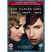 The Danish Girl DVD