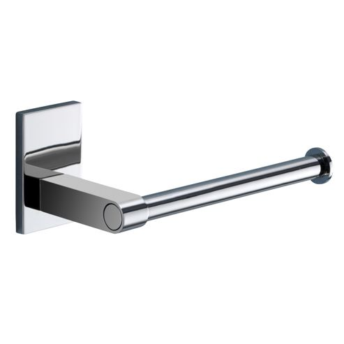 Gedy Maine Open Toilet Roll Holder in Chrome
