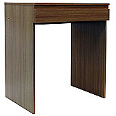 Tisch - Flip Top Office Desk / Dressing Table - Oak