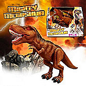 Mighty Megasaur Walking T-Rex