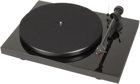PROJECT DEBUT CARBON TURNTABLE (GLOSS BLACK)
