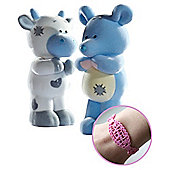 Tatty Teddy My Blue Nose Friends Figures 2 Pack Chedder And Milkshake