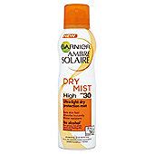 Garnier Ambre Solaire Dry Mistspf 30 200Ml