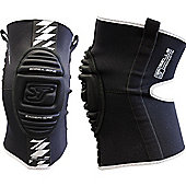 Sells Total Contact Knee Pads - Black
