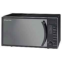 Russell Hobbs Solo Microwave RHM1714B 17L, Black