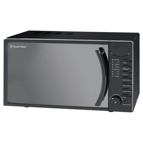Russell Hobbs RHM1714B 17L Black Solo Microwave