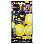 Iloom Balloon Yellow 5pk