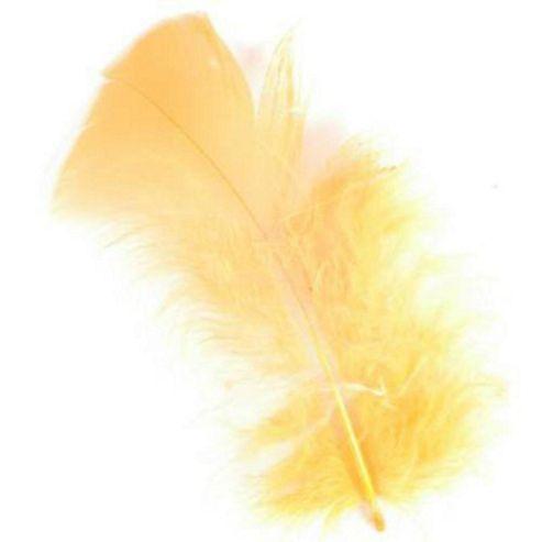 Feather Petals - Orange