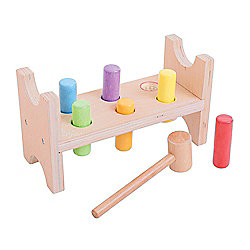 Bigjigs Toys First Hammer Bench