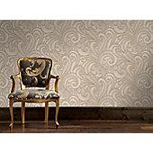 Graham & Brown Saville Premier Wallpaper - Beige